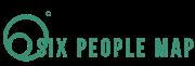 Six People Map's logo